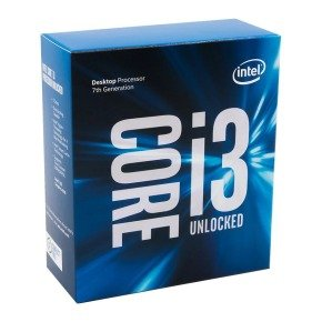 Intel Core i3-7350K 4.20GHz LGA 1151 4MB Retail Boxed...