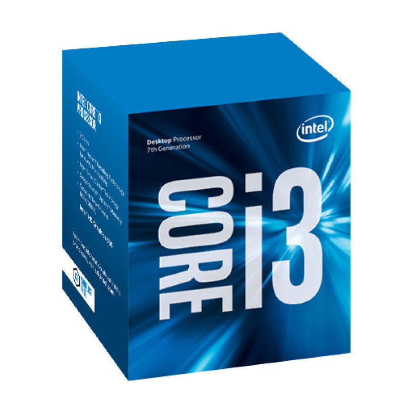 Intel Core i3-7100 3.90GHz Socket 1151 3MB Retail Boxed Processor