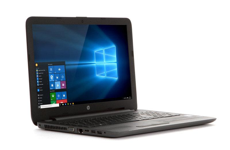 HP 250 G5 Laptop Intel Core i56200U 2.3GHz  8GB RAM 256GB SSD 15.6&quot LED NoDVD Intel HD WIFI Windows 10 Home 64bit