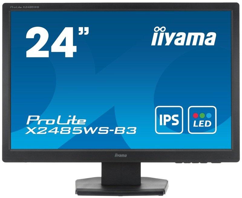 X2485WSB324WLED IPS 1200p DPDVIVGA