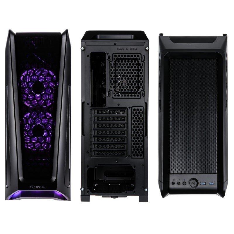 Antec  GX1200 RGB Mid Tower PC Gaming Case