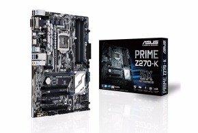 Asus Intel PRIME Z270-K LGA 1151 ATX Motherboard