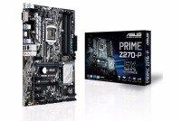 Asus Intel PRIME Z270-P LGA 1151 ATX Motherboard