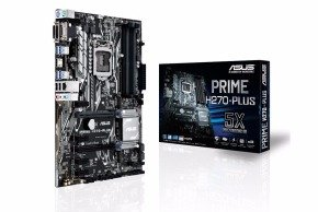 Asus Intel PRIME H270-PLUS LGA 1151 ATX Motherboard