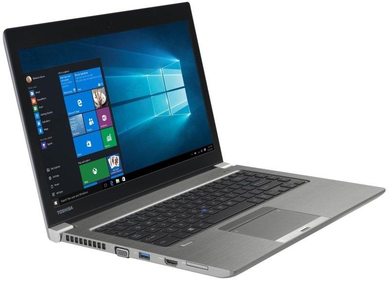 Toshiba Tecra Z40C136 Laptop Intel Core i76600U 2.6GHz 8GB RAM 256GB SSD 14&quot FHD NoDVD Intel HD WIFI Webcam Bluetooth Windows 10 Pro 64bit
