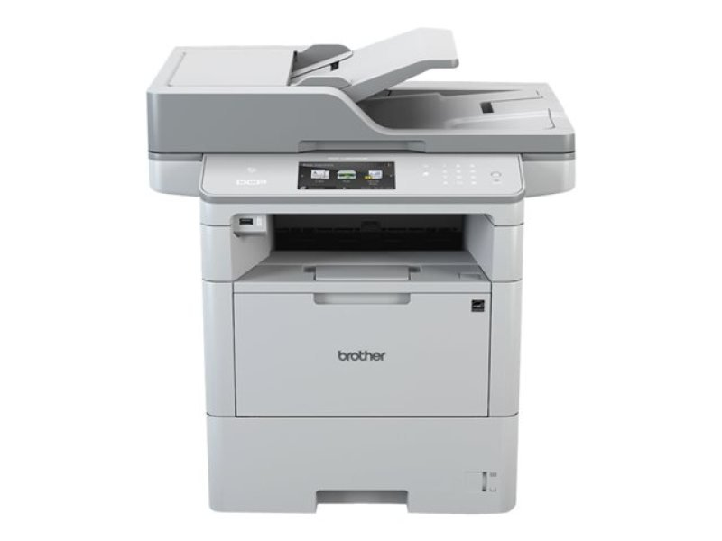 *Brother DCP-L6600DW A4 Mono Multifunction Laser Printer
