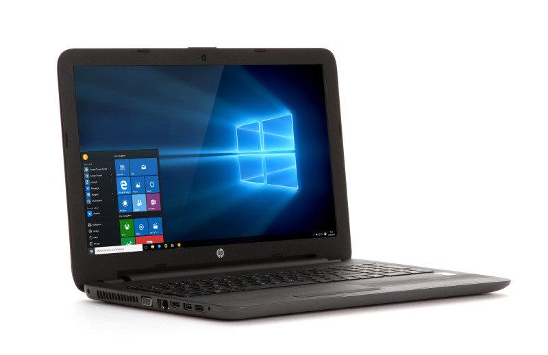 "HP 250 G5 Laptop Intel Core i35005U 2GHz  4GB RAM 1TB HDD 15.6"" LED NoDVD Intel HD WIFI Windows 10 Home 64bit"