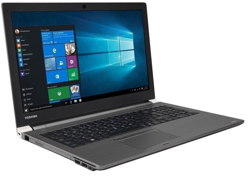 Toshiba Tecra Z50C140 Ultrabook Intel Core i76600U 2.6GHz 16GB RAM 256GB SSD 15.6&quot FHD IPS DVDRW NVIDIA 930M 2GB WIFI Webcam Bluetooth Windows 10 Pro 64bit