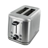 Brabantia 2 Slice Toaster Brushed Stainless Steel