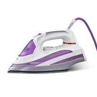 Brabantia 2600W Steam Iron White/Lilac