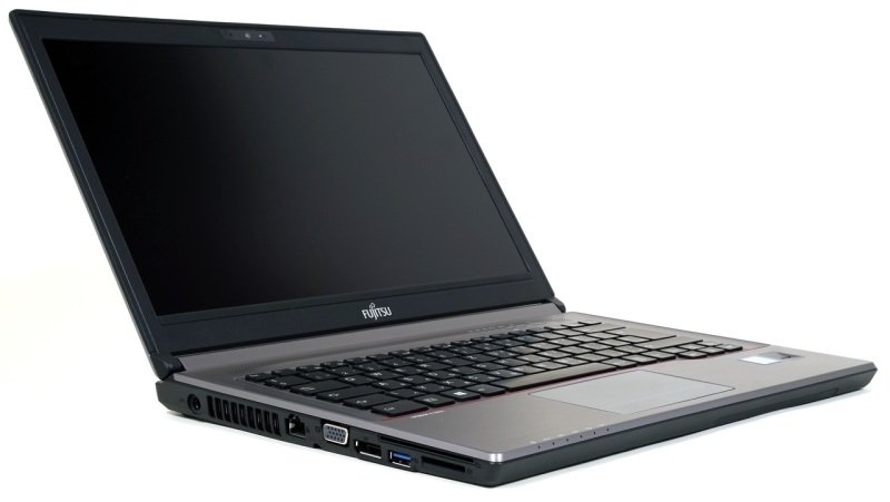 "Fujitsu Lifebook E736 Laptop Intel Core i56200U 2.3GHz 4GB RAM 128GB SSD 13.3"" LED NoDVD Intel HD WIFI Windows 10 Home"
