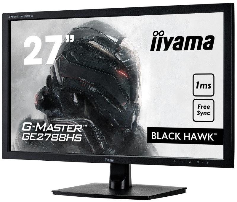 "Iiyama G-MASTER GE2788HS-B2 27"" Full HD Gaming Monitor"