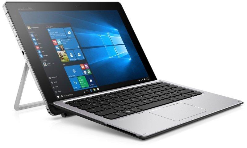 HP Elite x2 1012 G1 2in1 Laptop Intel Core m76Y75 1.2GHz 8GB RAM 256GB SSD 12&quot Touchscreen NoDVD Intel HD WIFI Bluetooth Webcam Windows 10 Pro 64 bit