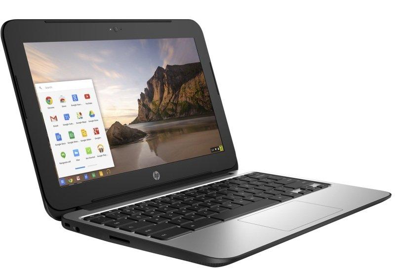 "HP Chromebook 13 G1 Intel Core M, 13.3"", 8GB RAM, 32GB SSD, Chrome OS, Chromebook - Silver"