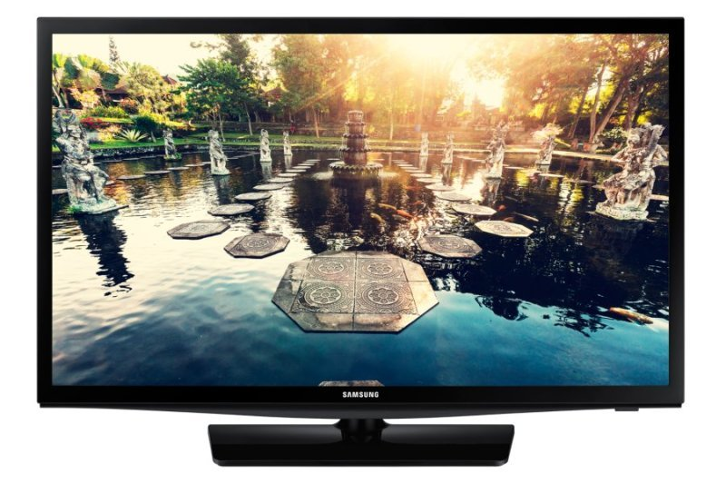 """24"""" Black Commercial Tv Hd Ready"""