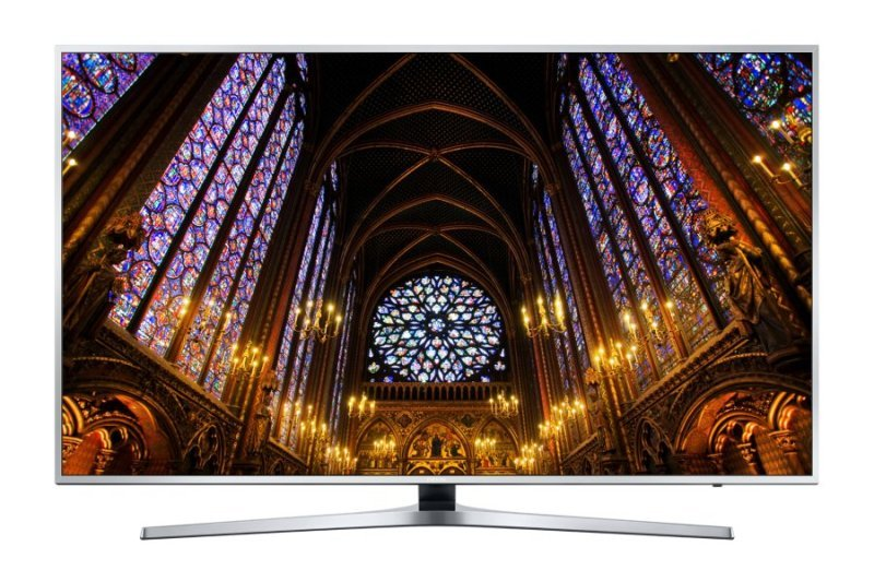 55&quot Silver Commercial Tv 4k Uhd