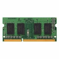 Kingston 4GB 1333MHz 204-Pin CL9 DDR3 SODIMM Non-ECC Unbuffered 1.5V Memory
