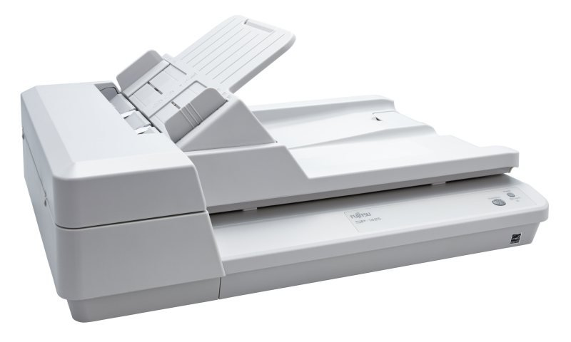Fujitsu SP1425 ADF and Flatbed Document Scanner