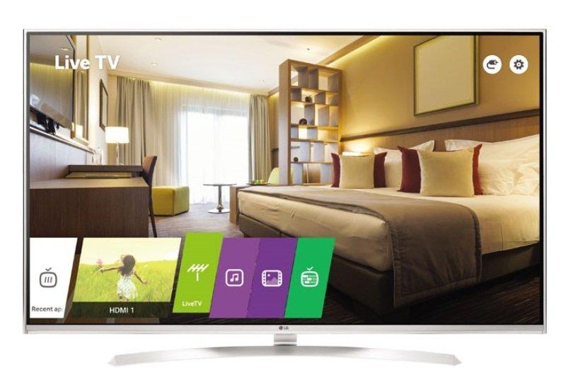 65&quot Black Commercial Tv 4k Uhd  400 Cdm2 Vesa Wall Mount 300 X 300