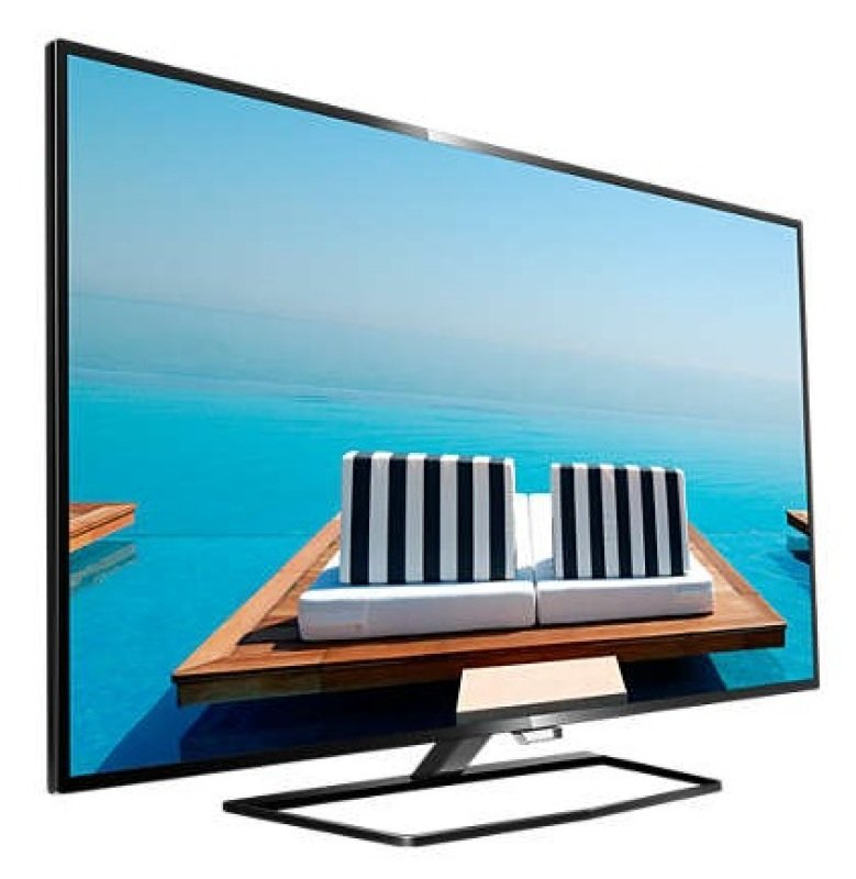 40&quot Black Commercial Tv Full Hd 350 Cdm2 Vesa Wall Mount 200 X 200