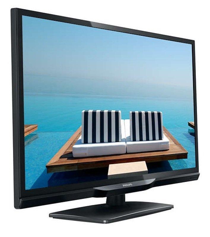 "28"" Black Commercial Tv Hd Ready 310 Cd/m2 Vesa Wall Mount 100 X 10"