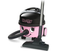 Numatic Eco Hetty Vacuum Cleaner 230V Pink / Black