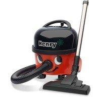 Numatic Eco 230V Henry Vacuum Cleaner - Red / Black