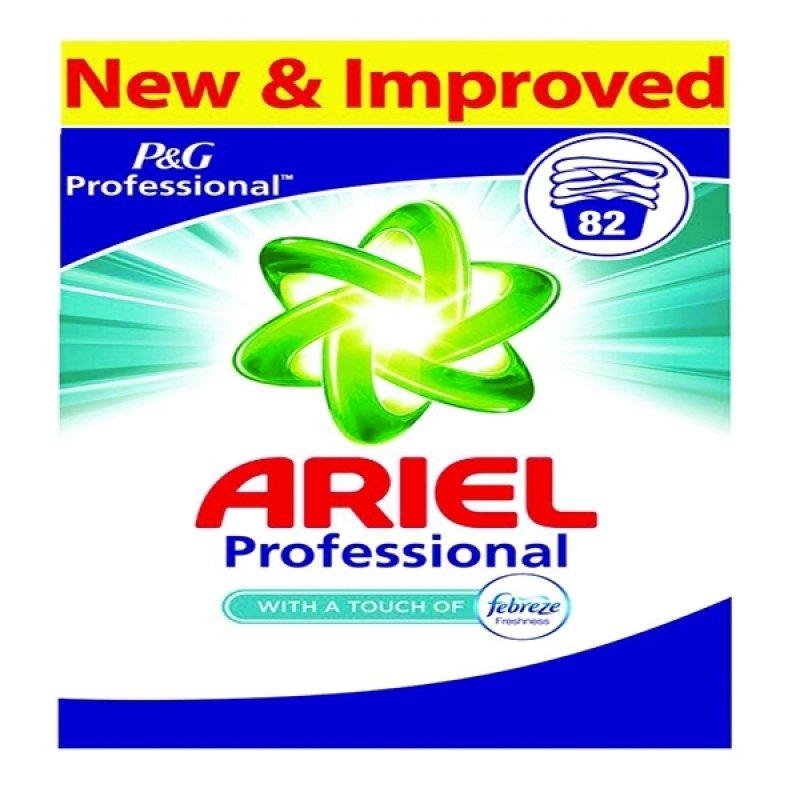 Image of Ariel Biological Washing Powder 5.33kg