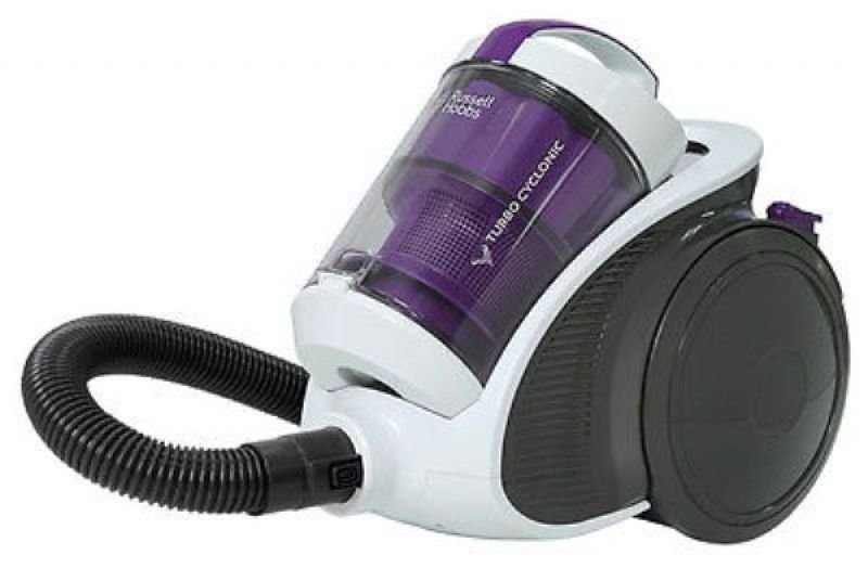 Russell Hobbs 700W Compact Bagless Cylinder Vacuum Cleaner