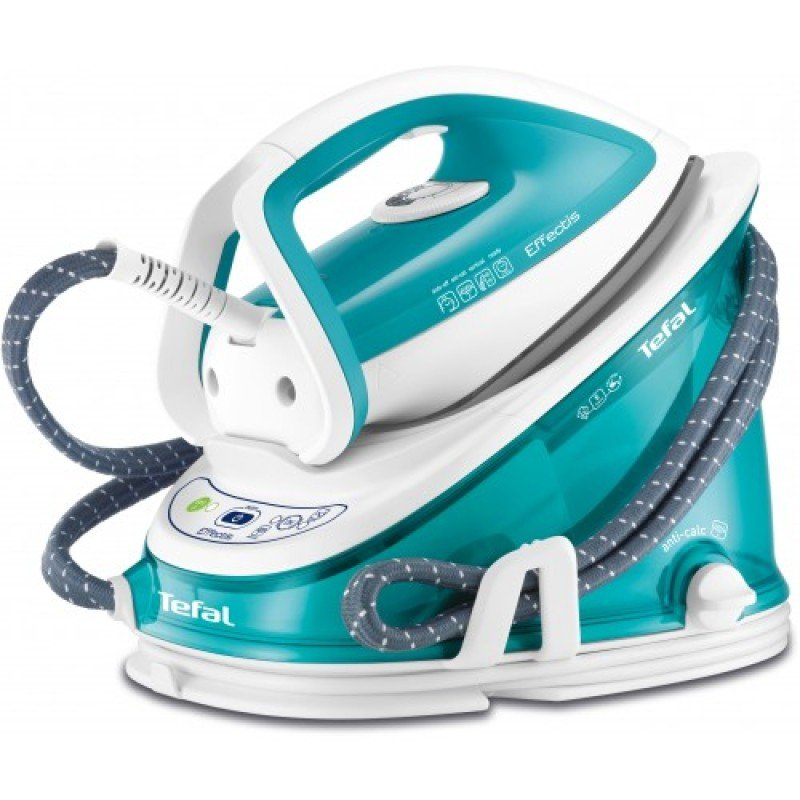 Tefal 2200W 5 Bar Steam Generator WhiteBlue