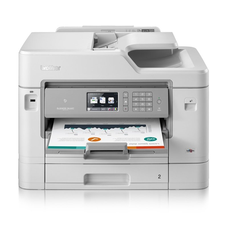 BROTHER MFC-J5930DW All-In-One Business Inkjet Printer