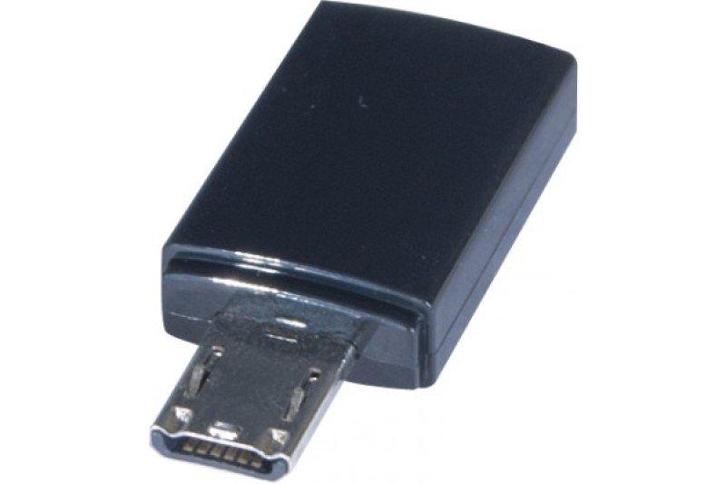USB 2.0 5-pin Micro B Female to 11-pin Micro B Male Adapter