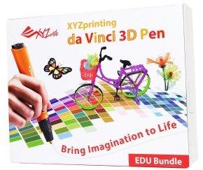 XYZ Da Vinci 3D Pen Education Package