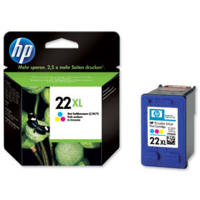 *HP 22XL Colour Ink Cartridge - C9352CE