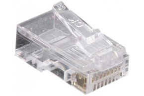 Telephone Plug RJ45 UTP 8P8C X 10- UTP