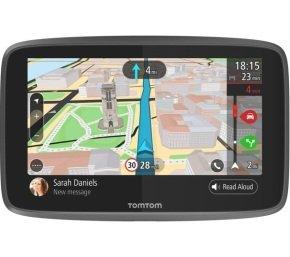 "TOMTOM GO 6200 6"" Sat Nav - with Worldwide Maps"