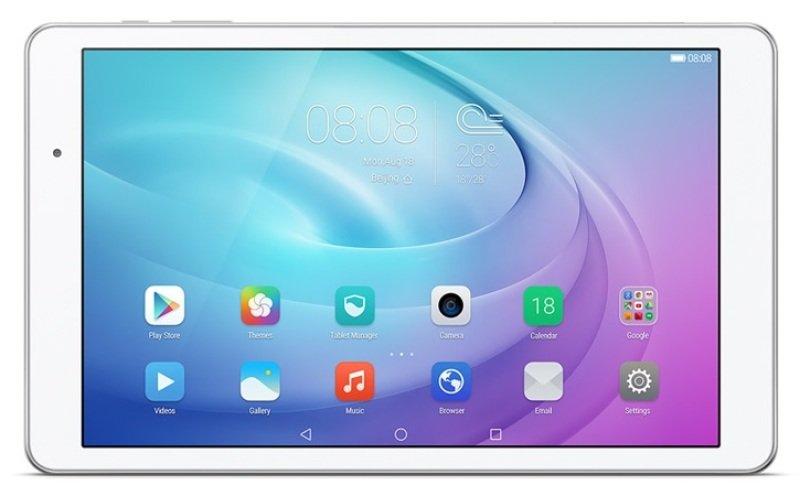 "Huawei MediaPad T2 10.1"" 16GB Tablet  Silver"