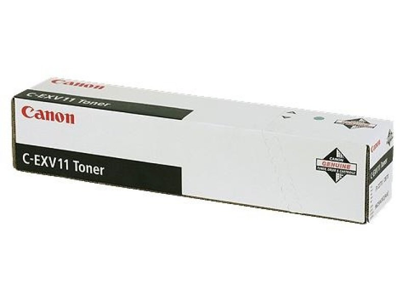 Canon C-EXV11 Black Toner Cartridge