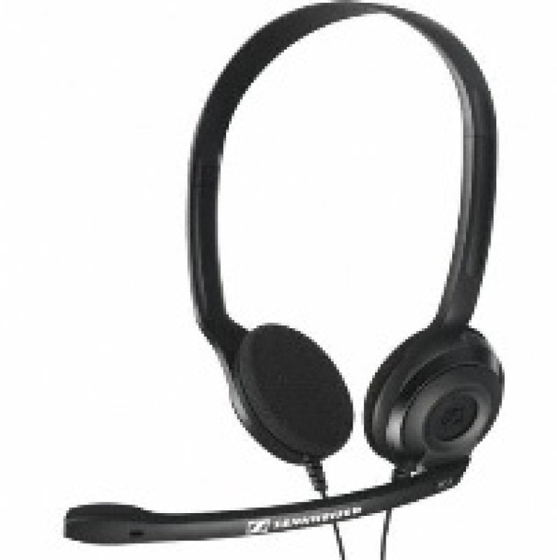 Sennheiser PC 3 CHAT Lightweight Telephony OnEar Headset