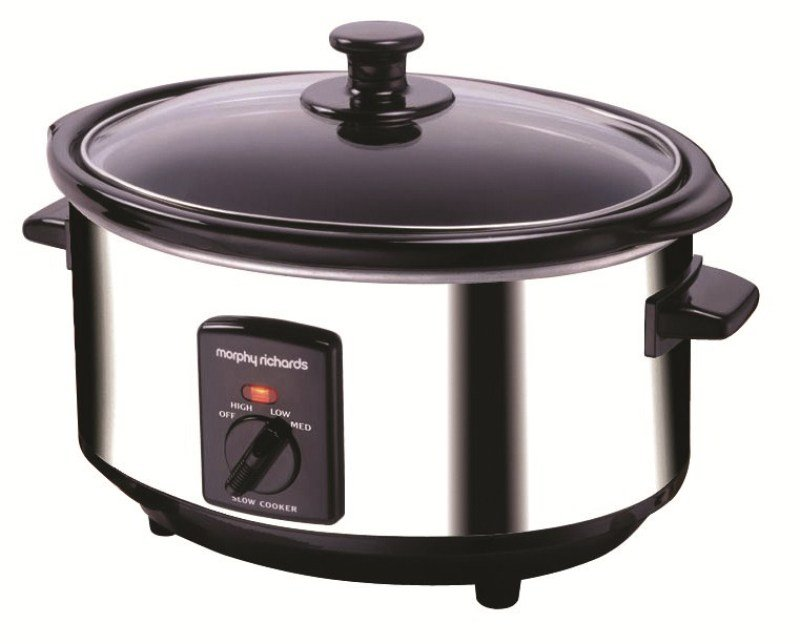 Image of Morphy Richards Slow Cooker