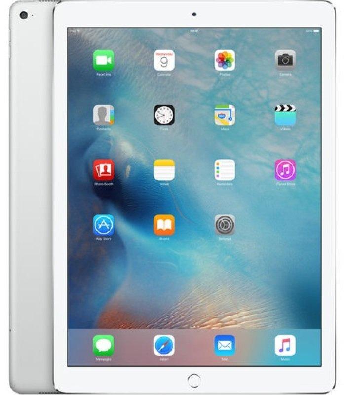 "Apple iPad Pro 12.9"" 256GB Cellular Tablet  Silver"
