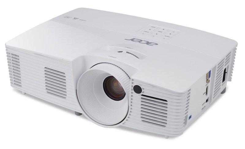 Acer X117H WUXGA 3600-Lumens DLP 3D Projector