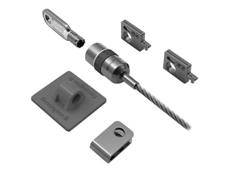 Kensington Desktop and Peripherals Locking Kit