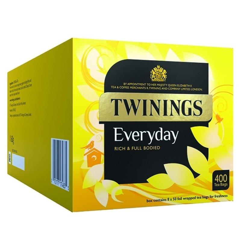 Twinings Everday Tea Bags Pk400