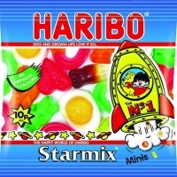 Haribo Starmix Small Bag (Pack of 100)