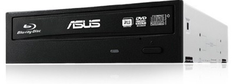 Asus BW-16D1HT 16X SATA Blu-Ray Recorder Drive
