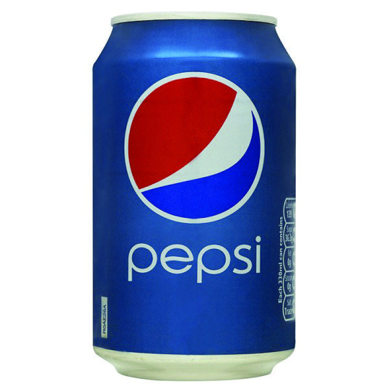 Image of Pepsi 330ml Cans - (Pack of 24)