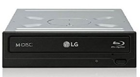 LG UH12NS40 M-DISC Bluray Reader and DVD Writer SATA Bl