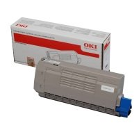Oki C712 Black Toner Cartridge (11,000 pages)