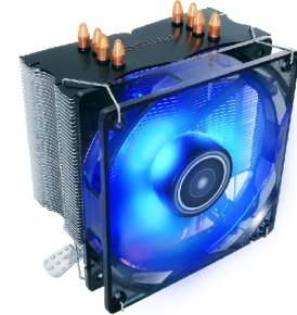 Antec C400 Quad Heatpipe CPU Air Cooler for Intel/AMD C